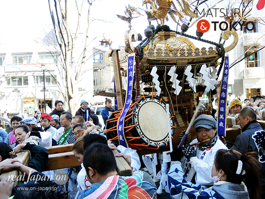 〈建国祭 2017.2.11〉⑥居木神社 ©real Japan'on :kks17-021