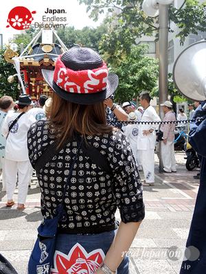 「彫勇連合」2016年 横浜開港祭 みこしコラボレーション_YH16_019