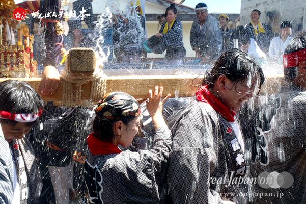 〈八重垣神社祇園祭〉西本町区 @2014.08.05