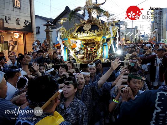 〈八重垣神社祇園祭〉上出羽区 @2016.08.04 YEGK16_023