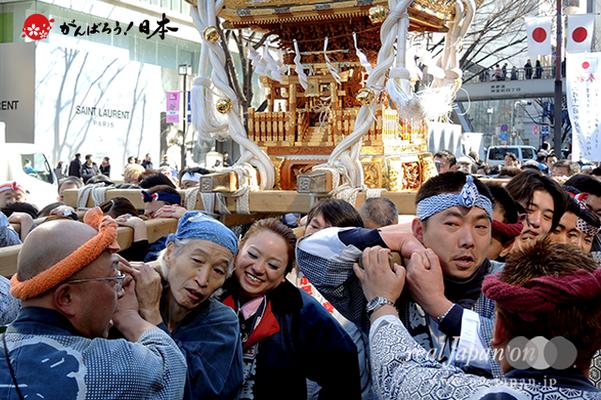 〈2015年 建国祭〉2015.02.11 Ⓒreal Japan'on!:kks15-007