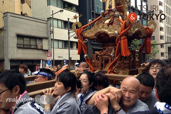 〈三崎稲荷神社例大祭〉2016.05.03 ©real Japan'on!(mski16-010)