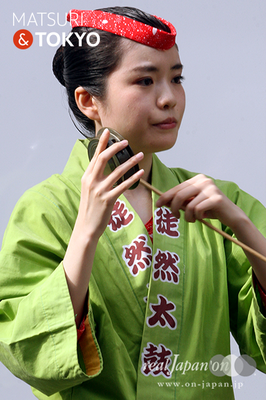 〈下谷神社大祭〉本社神輿渡御 2016.05.08 ©real Japan 'on! (sty16-013)