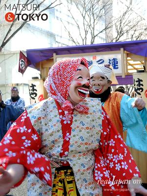 〈建国祭 2017.2.11〉③川崎 細山囃子連 ©real Japan'on :kks17-010