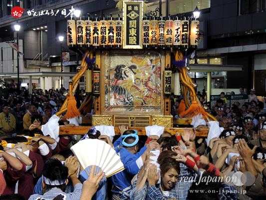 〈第47回 ふくろ祭り〉2014.09.28【池袋関東睦】Ⓒreal Japan'on!:fkr14-003