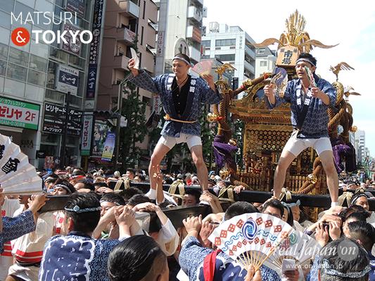 〈神田祭 2016.5.10〉江戸神社奉賛会(旧神田市場) ©real Japan'on -knd16-006