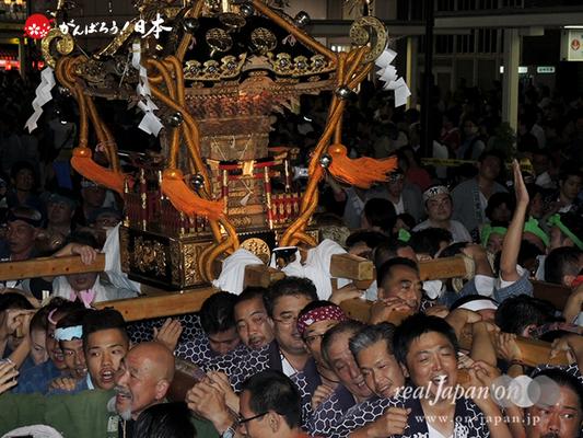 〈第47回 ふくろ祭り〉2014.09.28【池袋御嶽町会】Ⓒreal Japan'on!:fkr14-025