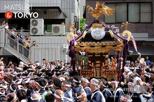 〈下谷神社大祭〉本社神輿渡御 2016.05.08 ©real Japan 'on! (sty16-012)