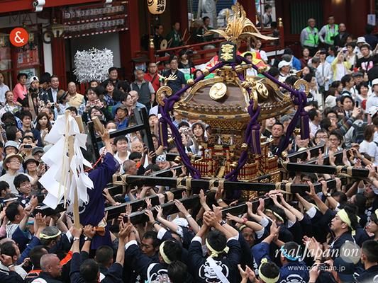 〈神田祭 2016.5.10〉宮本町会3 ©real Japan'on -knd16-027