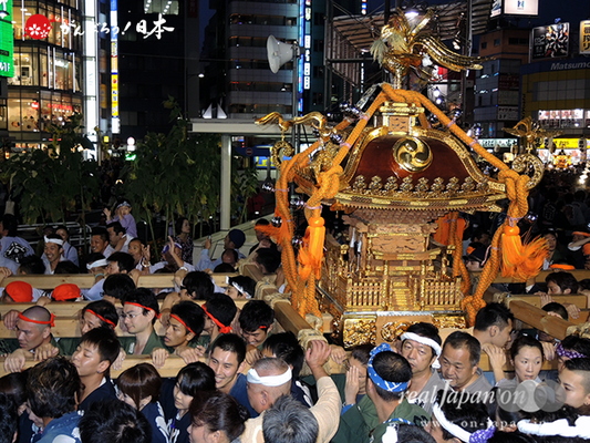 〈第47回 ふくろ祭り〉2014.09.28【西池袋一丁目町会】Ⓒreal Japan'on!:fkr14-010