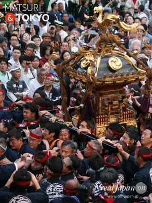 〈神田祭 2016.5.10〉神田佐久間町四丁目町会 ©real Japan'on -knd16-029