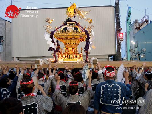 〈八重垣神社祇園祭〉西本町区 @2016.08.04 YEGK16_026