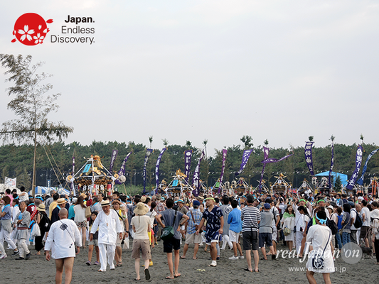 2016年度「浜降祭」十間坂 第六天神社/十間坂 神明宮 2016年7月18日 HMO16_026