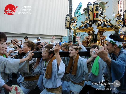 〈八重垣神社祇園祭〉砂原区 @2016.08.04 YEGK16_008