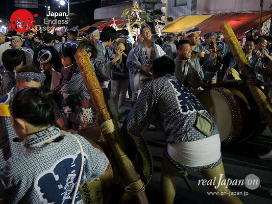 〈八重垣神社祇園祭〉上出羽区 @2016.08.04 YEGK16_030