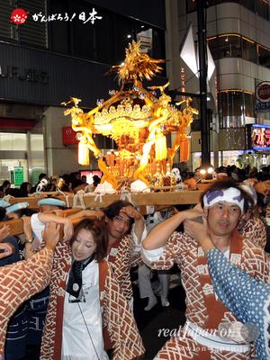 〈第47回 ふくろ祭り〉2014.09.28【池袋二丁目原町会】Ⓒreal Japan'on!:fkr14-019