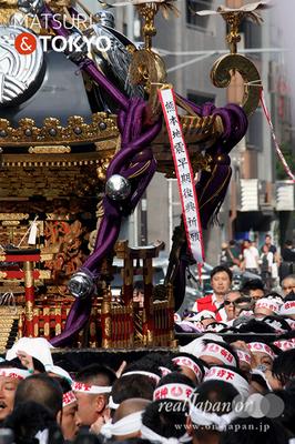 〈下谷神社大祭〉本社神輿渡御 2016.05.08 ©real Japan 'on! (sty16-014)