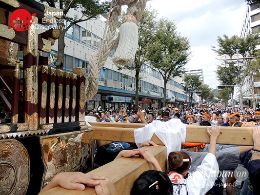 第40回よこすかみこしパレード 2016年10月16日【61. 禊會】YMP16_151