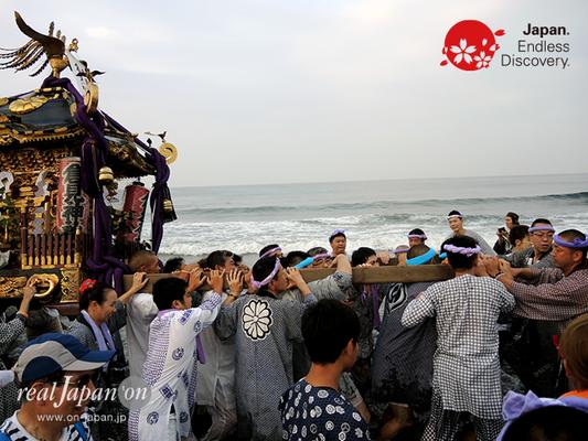 2016年度「浜降祭」倉見 倉見神社 2016年7月18日 HMO16_023