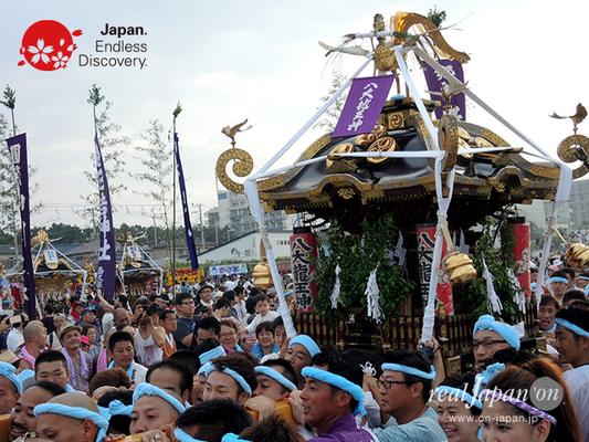 2016年度「浜降祭」中海岸 八大龍王神 2016年7月18日 HMO16_019