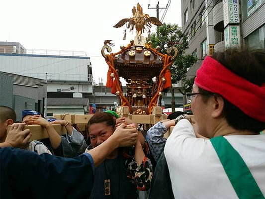 南行福ちゃん祭り, 2016年7月17日, 投稿@NaoIchiさん