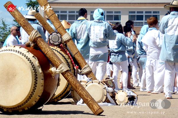 〈八重垣神社祇園祭〉下出羽区 @2014.08.05