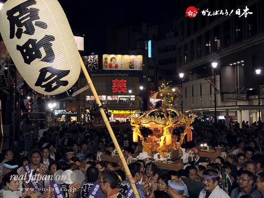〈第47回 ふくろ祭り〉2014.09.28【池袋二丁目原町会】Ⓒreal Japan'on!:fkr14-017