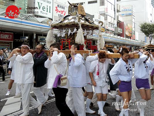 第40回よこすかみこしパレード 2016年10月16日【57. 長祭会】YMP16_136
