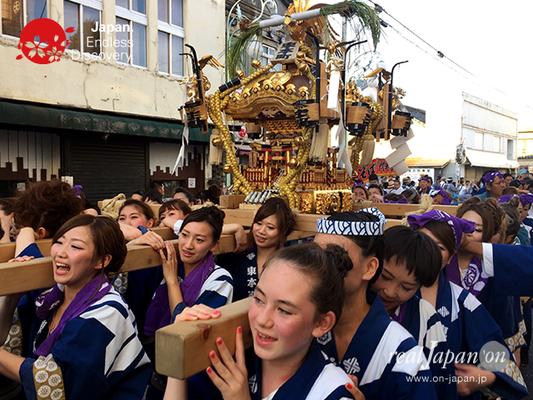 〈八重垣神社祇園祭〉東本町区 @2016.08.04 YEGK16_012