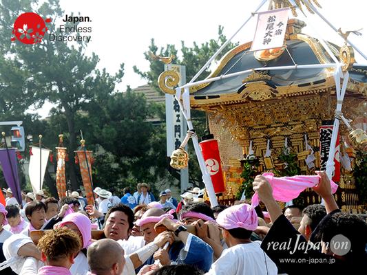 2016年度「浜降祭」今宿 松尾大神 2016年7月18日 HMO16_039