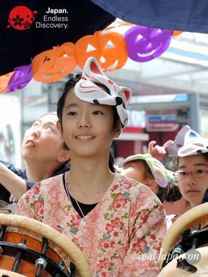 第40回よこすかみこしパレード 2016年10月16日【58. 湘鷹囃子会】YMP16_138