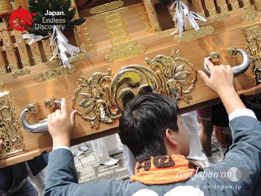 「今泉神輿保存会」2016年 横浜開港祭 みこしコラボレーション_YH16_014