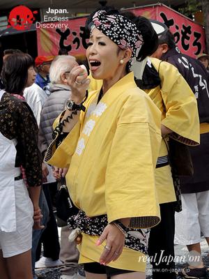 第40回よこすかみこしパレード 2016年10月16日【14. かもめ粋祭會会】YMP16_028
