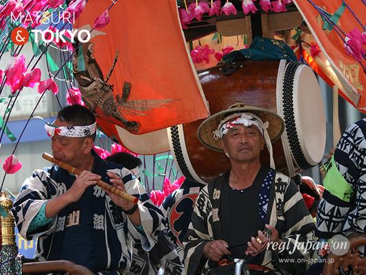 〈神田祭 2016.5.10〉掛川市横須賀「川原町」の祢里2 ©real Japan'on -knd16-021