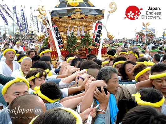 2016年度「浜降祭」南湖下町 住吉神社 2016年7月18日 HMO16_035