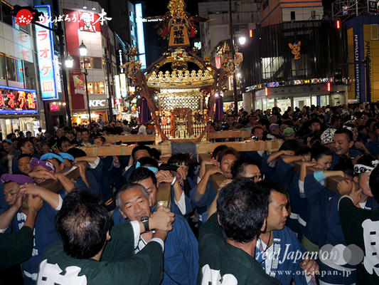 〈第47回 ふくろ祭り〉2014.09.28【池袋二丁目親睦町会】Ⓒreal Japan'on!:fkr14-024