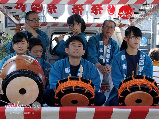 北小岩 八幡神社例大祭 2016年10月02日 KKH16_005