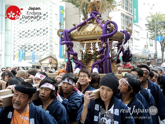 第40回よこすかみこしパレード 2016年10月16日【29. 鷹取神輿会】YMP16_061