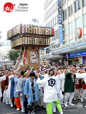 第40回よこすかみこしパレード 2016年10月16日【42. 横須賀神輿連合】YMP16_095