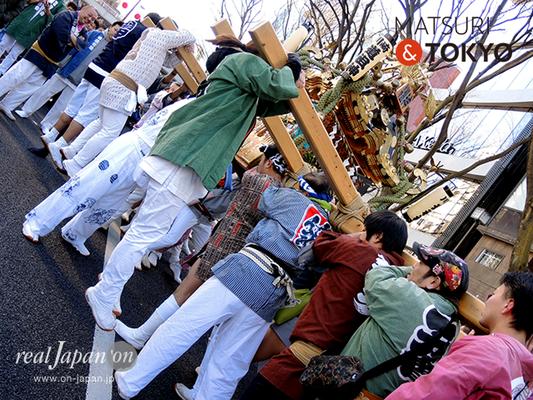 〈建国祭 2017.2.11〉⑭川崎道祖神 ©real Japan'on :kks17-046