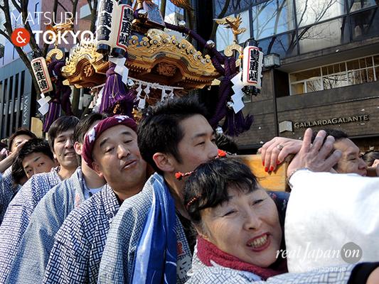 〈建国祭 2017.2.11〉②萬歳會 2(豊鹿嶋)©real Japan'on :kks17-008