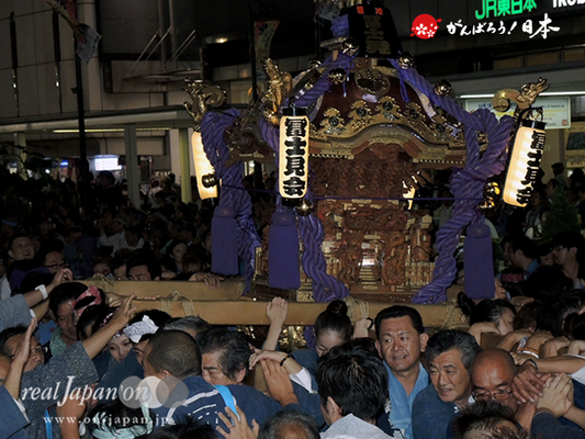 〈第47回 ふくろ祭り〉2014.09.28【西池袋南町会冨士見会】Ⓒreal Japan'on!:fkr14-015