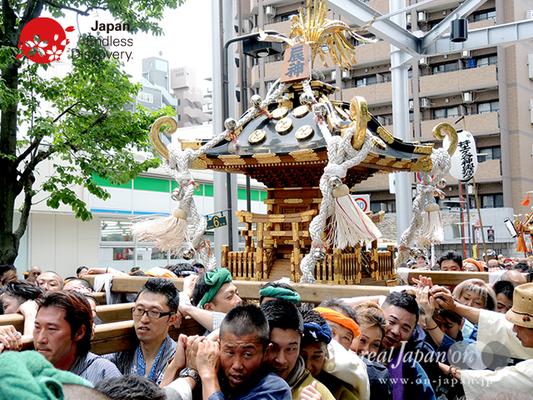 「辰神會」2016年 横浜開港祭 みこしコラボレーション_YH16_058