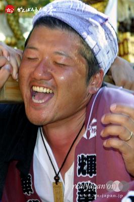 〈八重垣神社祇園祭〉砂原区 @2014.08.05