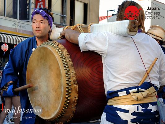 〈八重垣神社祇園祭〉東本町区 @2016.08.04 YEGK16_010