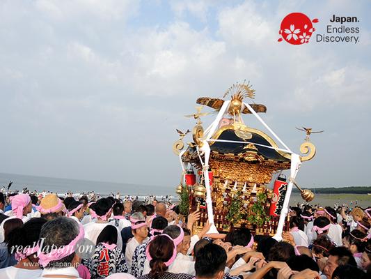 2016年度「浜降祭」南湖中町 八雲神社 2016年7月18日 HMO16_030