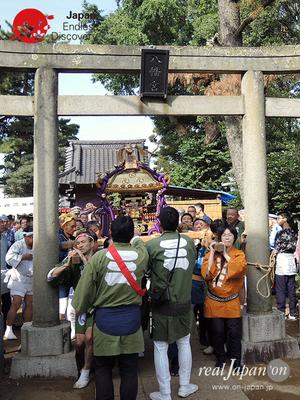 北小岩 八幡神社例大祭 2016年10月02日 KKH16_004