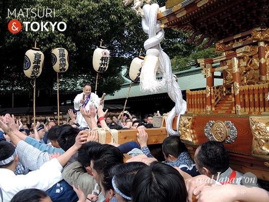 〈建国祭 2017.2.11〉⑧會津祭好会 ©real Japan'on :kks17-060
