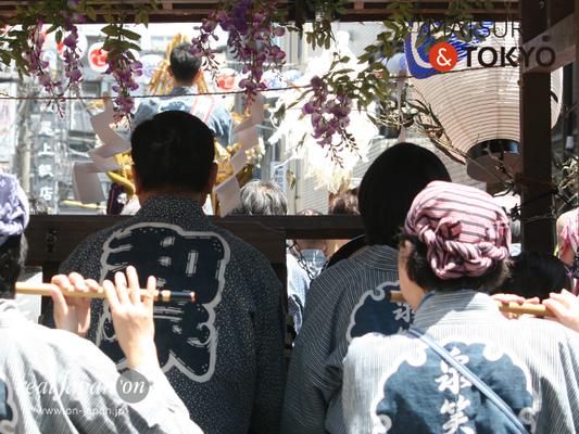 〈神田祭 2016.5.10〉神田和泉町町会 ©real Japan'on -knd16-020