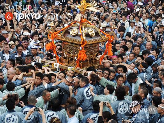 〈神田祭 2016.5.10〉鍛冶町二丁目町会2 ©real Japan'on -knd16-016